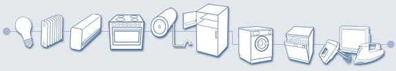 Κατανάλωση Οικιακών Συσκευών - Πίνακας από ΔΕΗ - Ισχύς συσκευών | Υπολογισμός κατανάλωσης ηλεκτρικής ενέργειας συσκευών