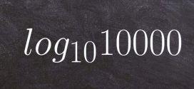 Υπολογισμός του δεκαδικού λογαρίθμου log(x) ενός αριθμού (x) online