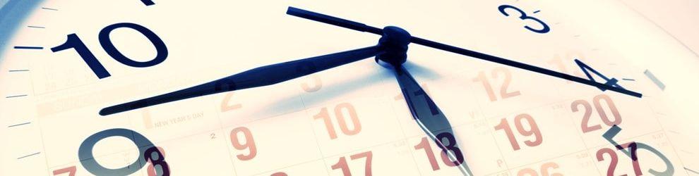 Υπολογισμός αντίστροφης μέτρησης online. Πόσος χρόνος έμεινε ακόμα;