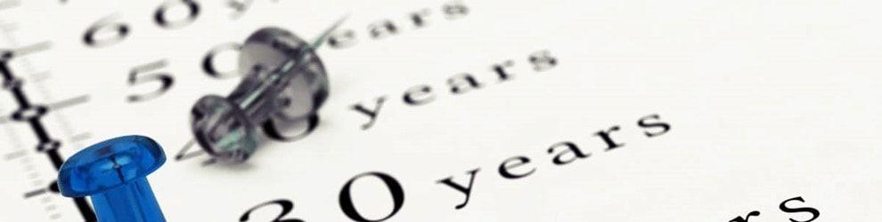 Υπολογισμός ηλικίας. Πόσο χρονών είμαι σε έτη, μήνες και ημέρες;