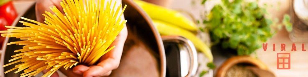 Πόσα μακαρόνια τρώμε σε km, πακέτα, κιλά, κυβικά; Viral Calculator