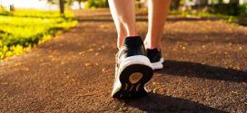 Υπολόγισε με ΧΧ βήματα πόσα km περπατάς. Μέτρησε το διασκελισμό σου