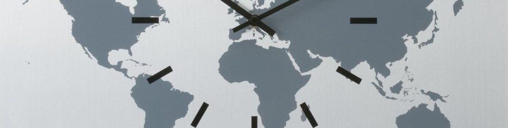 Υπολόγισε - βρες τη διαφορά ώρας ανάμεσα σε πόλεις & κράτη - UTC, GMT