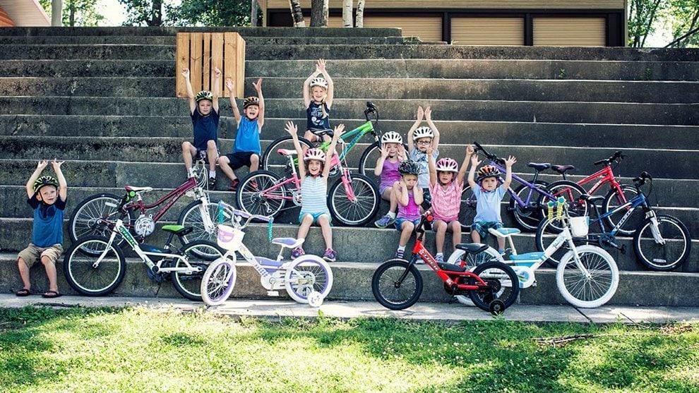 Τι ποδήλατο να πάρω στο παιδί μου; Υπολογισμός μεγέθους - Bike size
